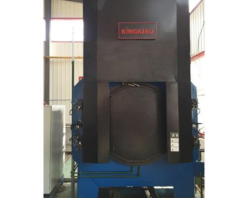 可控气氛箱式气体渗氮炉